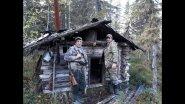Поездка в лес на 10 дней.Охота.Рыбалка.Осень 2018.