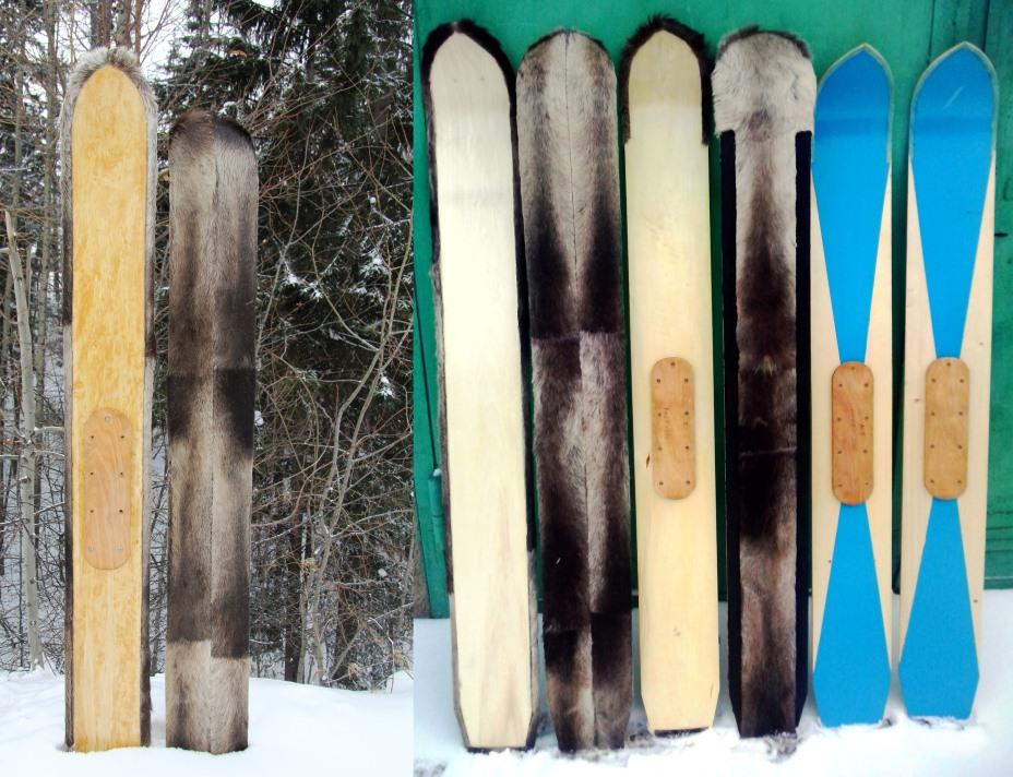 Лыжи для охоты и рыбалки