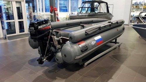 Распаковка и первые впечатления о лодке СТРИЖ JET 320 нашим клиентом