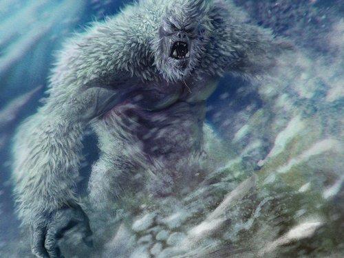 История о Снежном человеке, напавшем на охотника в Якутии