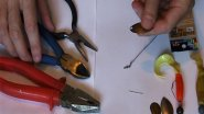 Изготовление спиннербейта . Уловистая приманка на щуку окуня судака.