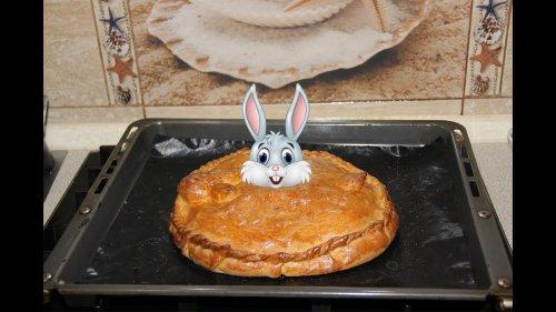 Рецепт приготовления зайца. КУРНИК