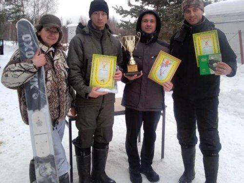 Охотничий биатлон 2019. Подмосковье