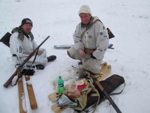 Закрытие охоты