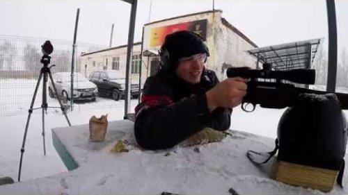 Пристреляли Лося и Калаша 2018