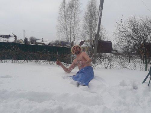 Апосля баньки))))