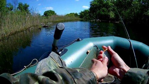 Ловля рыбы весной, секреты ловли!