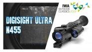 Обзор нового ночного прицела PULSAR DIGISIGHT ULTRA N455 на выставке IWA 2019