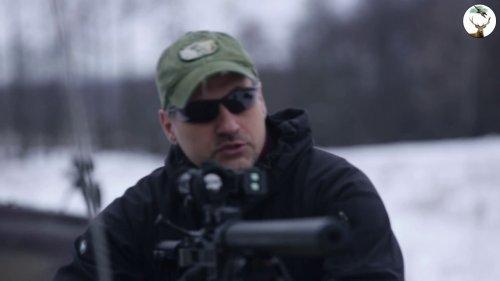 Испытания прицела Dedal Venator с Владиславом Лобаевым