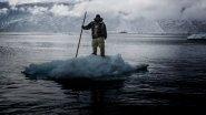Ещё одна «последняя» рыбалка блогера… Опасный лёд – 2019