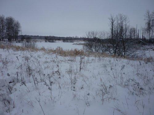 На старице, по первому снежку...   . Из весны к первоснежью... .