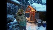 Впервые в охотничьем зимовье