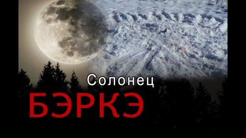 Охота на волков в Якутии. Солонец. Попалась самка./Hunting in Yakutia