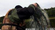 Гражданский АНТИ БРАК в период НЕРЕСТА! Снимаем сети голодных Браконьеров! Рыбалка Испорчена!