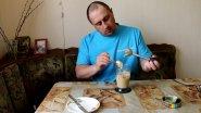Домашний паштет из шпрот в масле.Рецепт от друга.