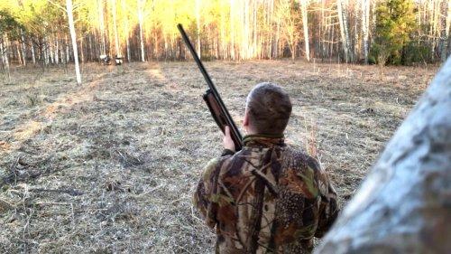 Воспитание охотника - третья серия