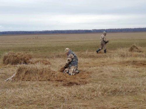 Весенняя охота на гуся 2019. МО, неудачно выбранное направление.