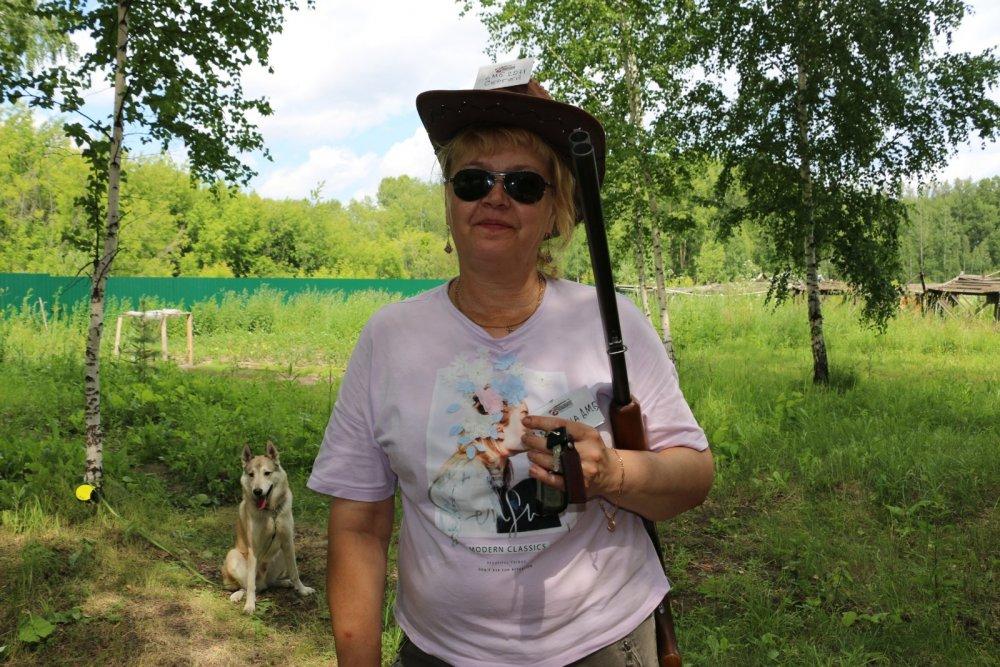 Дама с собачкой )))