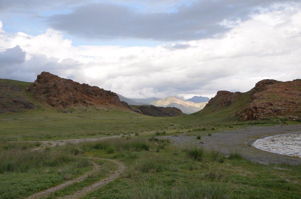 Монголия, озеро Толбо