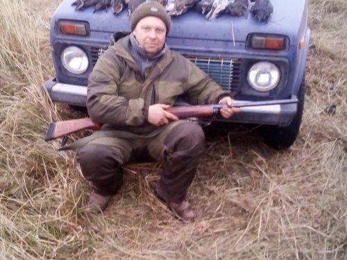 Охота в Куйбышевском районе.