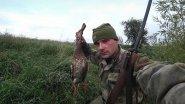 Охота на утку с подхода осенью. Вечерняя зорька