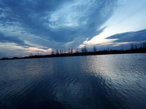 Красивый закат!!!!
