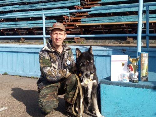 ч.Утёс-Верный на Иркутской областной выставке