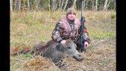 Охота на лося, кабана и косулю. Охота в Республике Беларусь, часть-3.
