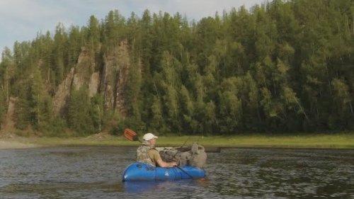 Сплав и рыбалка в Эвенкии