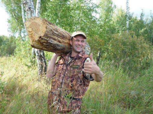 Осенние радости охотников.