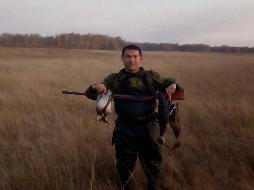 Фото об охоте на память