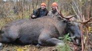 Охота на лося или как я облажался на открытии сезона...