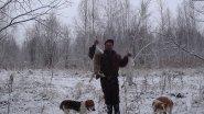 Охота с эстонскими гончими на зайца #2 Сезон 2019-2020
