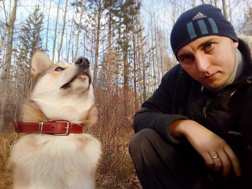 История одной собаки. Начало +