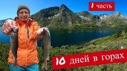 10 дней в горах без продуктов по Плато Укок 1 часть