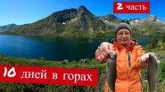 10 дней в горах без продуктов по Плато Укок 2 часть
