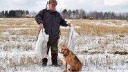 Охота на зайца с гончей и куча советов от бывалого охотника