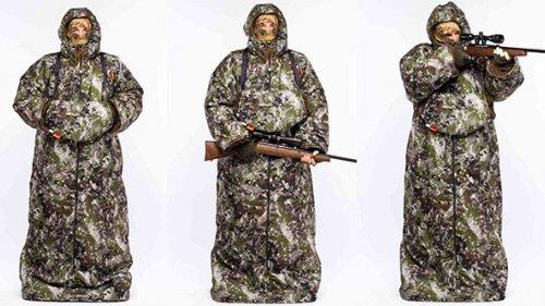 Мешок охотника: затаиться и не замерзнуть