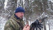 Охота на боровую дичь на крайнем Севере. Самозаряды пыжую туалетной бумагой