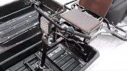 Обзор на модуль толкач для мотобуксировщика Бурлак Экспедитор. Заводские недостатки и мои доработки