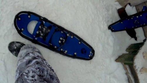 Тест новых снегоступов. Брать или не брать?