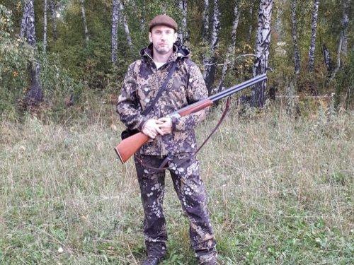 Совместил охоту на тетерева с тихой охотой