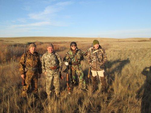 Охота на косулю. Осень 2019