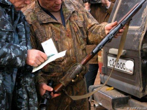 В Солонешенском районе благодаря рейдам сокращается число браконьеров