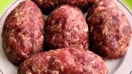 Котлеты из мяса зайца по-имеретински