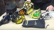 Какие очки использовать на снегоходе, вездеходе, квадре в лесу