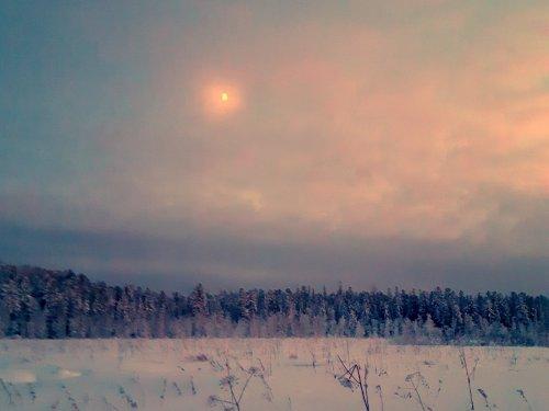 Лунная подсветка