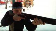Как тренироваться с ружьем дома - тренировка вскидки