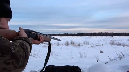 Нет стабильности. Стрельба пулей Азот из МР-155