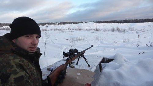CZ-455 forest 22 lr. Стрельба 50-100 метров. ELEY и SELLIER & BELLOT.
